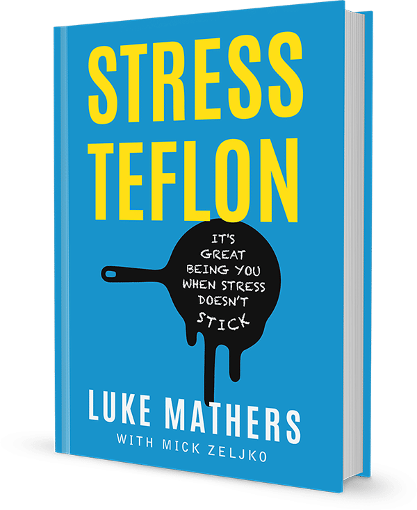 Luke Mathers Stress Teflon